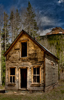 Old House, Ironton, Colorado
