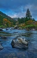 Fall Colors in Poudre Canyon