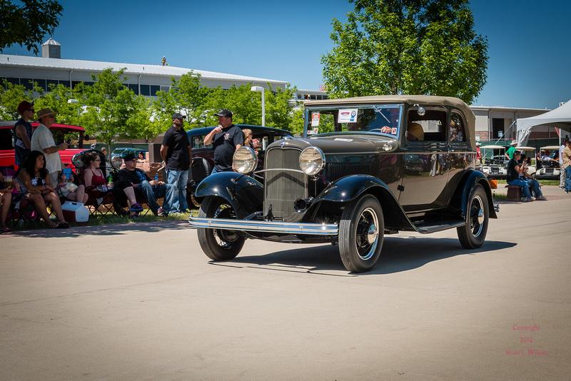 Car Show Budweiser Event Center